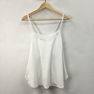 Primary Photo - BRAND: ATHLETA STYLE: ATHLETIC TANK TOP COLOR: WHITE SIZE: XL SKU: 194-194194-10232