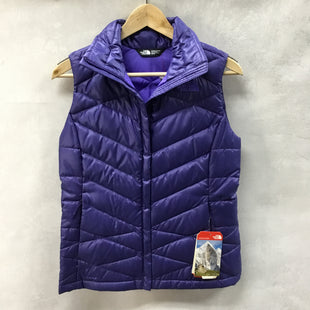 Primary Photo - BRAND: NORTHFACE STYLE: VEST COLOR: PURPLE SIZE: XS SKU: 194-194220-4984