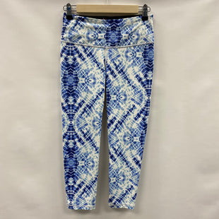 Primary Photo - BRAND: VICTORIAS SECRET STYLE: ATHLETIC CAPRIS COLOR: BLUE SIZE: S SKU: 194-194236-1096