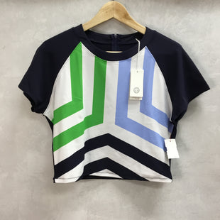 Primary Photo - BRAND: TORY BURCH STYLE: ATHLETIC TOP SHORT SLEEVE COLOR: MULTI SIZE: XL SKU: 194-194229-2776MOISTURE WICKING