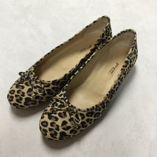Primary Photo - BRAND:   PAUL GREENSTYLE: SHOES FLATS COLOR: LEOPARD PRINT SIZE: 5.5 OTHER INFO: SKU: 194-194236-543