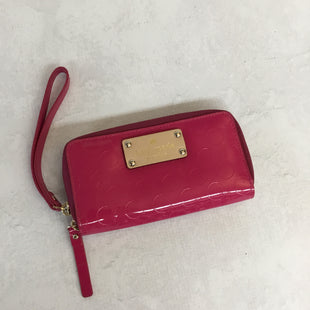 Primary Photo - BRAND: KATE SPADE STYLE: WRISTLET COLOR: PINK SKU: 194-194226-149