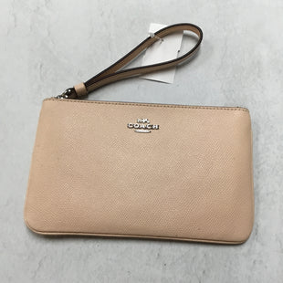 Primary Photo - BRAND: COACH STYLE: WRISTLET COLOR: NUDE SKU: 194-194167-31791