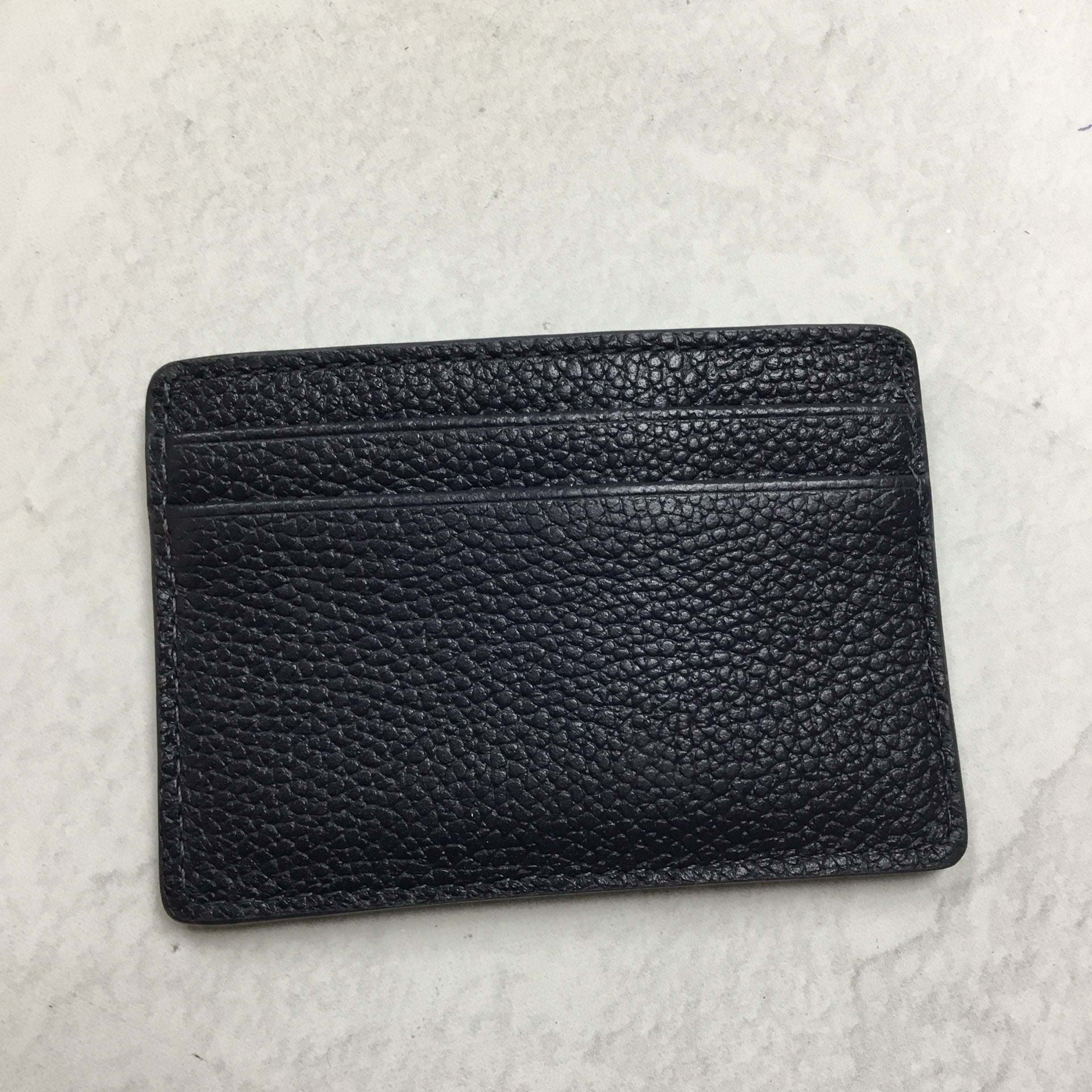 Photo #1 - BRAND: MICHAEL KORS <BR>STYLE: WALLET <BR>COLOR: NAVY <BR>SIZE: SMALL <BR>SKU: 194-194194-8067