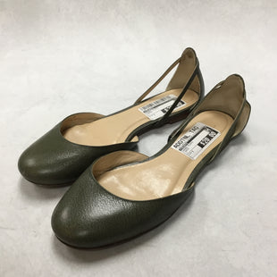 Primary Photo - BRAND: TALBOTS STYLE: SHOES FLATS COLOR: GREEN SIZE: 7 SKU: 194-194183-18762