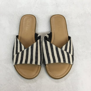 Primary Photo - BRAND: ALTARD STATE STYLE: SANDALS FLAT COLOR: BLUE WHITE SIZE: 8 SKU: 194-194172-20980