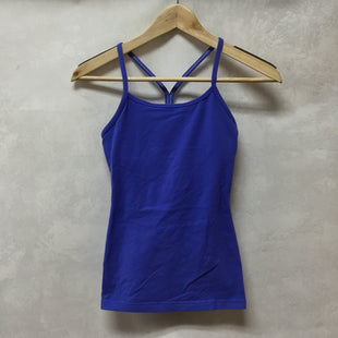 Primary Photo - BRAND: LULULEMON STYLE: ATHLETIC TANK TOP COLOR: PURPLE SIZE: 2 OTHER INFO: AS IS SKU: 194-19414-38290