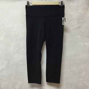 Primary Photo - BRAND: LULULEMON STYLE: ATHLETIC CAPRIS COLOR: BLACK SIZE: 2 OTHER INFO: AS IS SKU: 194-19414-38297