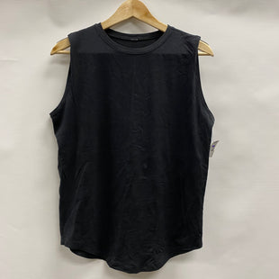 Primary Photo - BRAND: LULULEMON STYLE: ATHLETIC TANK TOP COLOR: BLACK SIZE: 6 SKU: 194-194183-26089