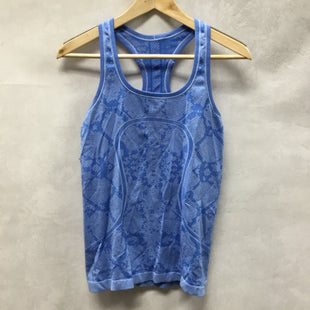 Primary Photo - BRAND: LULULEMON STYLE: ATHLETIC TANK TOP COLOR: BLUE SIZE: 6 SKU: 194-194197-14304