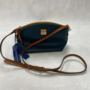 Primary Photo - BRAND: DOONEY AND BOURKE STYLE: HANDBAG DESIGNER COLOR: BLUE SIZE: SMALLOTHER: NEW! SKU: 194-194172-22769
