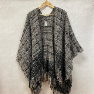 Primary Photo - BRAND:    WOVEN HEARTSTYLE: PONCHO COLOR: MULTI SIZE: ONESIZE SKU: 194-19414-37891