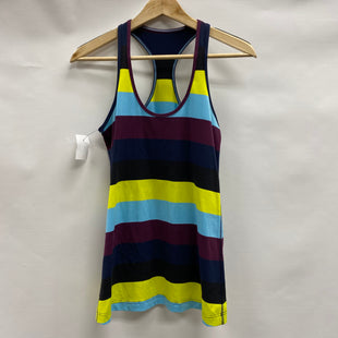 Primary Photo - BRAND: LULULEMON STYLE: ATHLETIC TANK TOP COLOR: YELLOW SIZE: 8 SKU: 194-194231-3399
