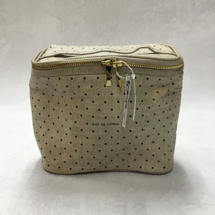 Primary Photo - BRAND: KATE SPADE STYLE: HANDBAG DESIGNER COLOR: POLKADOT SIZE: SMALL OTHER INFO: LUNCHBOX 8 X 4 X 7 INCHESSKU: 194-194183-19764