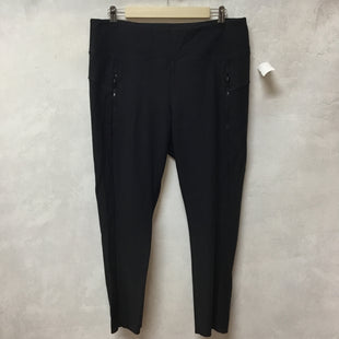 Primary Photo - BRAND: ATHLETA STYLE: ATHLETIC PANTS COLOR: BLACK SIZE: 1X SKU: 194-194231-2206