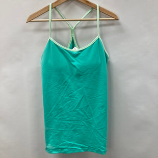 Primary Photo - BRAND: LULULEMON STYLE: ATHLETIC TOP COLOR: SEAFOAM SIZE: 12 OTHER INFO: AS IS SKU: 194-194183-22237