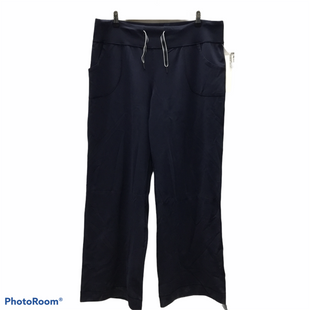 Primary Photo - BRAND: LULULEMON STYLE: ATHLETIC PANTS COLOR: NAVY SIZE: 12 OTHER INFO: NEW! SKU: 194-194167-32719