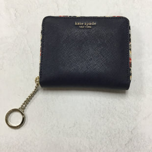 Primary Photo - BRAND: KATE SPADE STYLE: WALLET COLOR: NAVY SIZE: MEDIUM SKU: 194-194183-22631