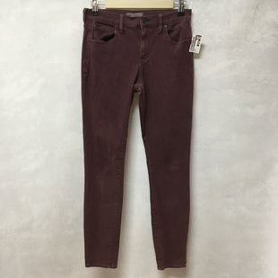 Primary Photo - BRAND: MADEWELL STYLE: PANTS COLOR: MAROON SIZE: 2 SKU: 194-194229-3613