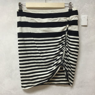 Primary Photo - BRAND: FREE PEOPLE STYLE: SKIRT COLOR: BLACK WHITE SIZE: M SKU: 194-194229-4225
