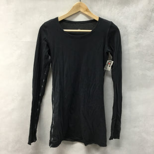 Primary Photo - BRAND: LULULEMON STYLE: ATHLETIC TOP COLOR: BLACK SIZE: 6 SKU: 194-194231-1512
