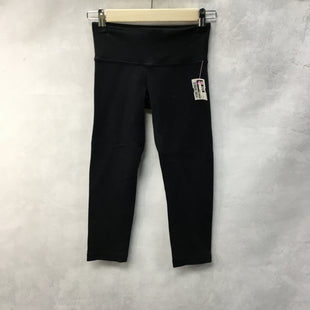 Primary Photo - BRAND: LULULEMON STYLE: ATHLETIC CAPRIS COLOR: BLACK SIZE: 2 SKU: 194-194167-33258