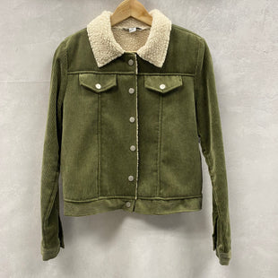 Primary Photo - BRAND:    FAVLUX FASHIONSTYLE: BLAZER JACKET COLOR: GREEN SIZE: S OTHER INFO: SKU: 194-194194-8784