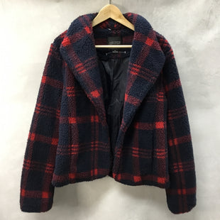 Primary Photo - BRAND: SANCTUARY STYLE: JACKET OUTDOOR COLOR: PLAID SIZE: M SKU: 194-194167-31444