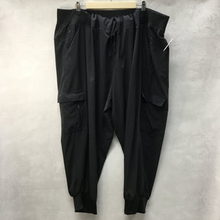 Primary Photo - BRAND:    ALL IN MOTIONSTYLE: ATHLETIC PANTS COLOR: BLACK SIZE: 4X OTHER INFO: ALL IN MOTION - SKU: 194-194225-2476