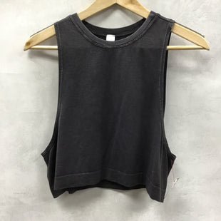 Primary Photo - BRAND:   CMC STYLE: ATHLETIC TANK TOP COLOR: CHARCOAL SIZE: S OTHER INFO: AVOCADO - SKU: 194-194220-5594