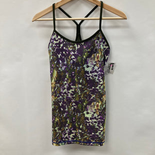 Primary Photo - BRAND: LULULEMON STYLE: ATHLETIC TANK TOP COLOR: GREEN SIZE: 6 SKU: 194-194167-33970