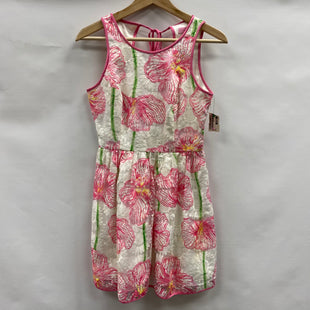 Primary Photo - BRAND: LILLY PULITZER STYLE: DRESS SHORT SLEEVELESS COLOR: FLORAL SIZE: 2 SKU: 194-194209-2420