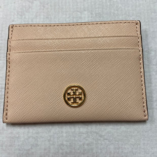 Primary Photo - BRAND: TORY BURCH STYLE: WALLET COLOR: PINK SIZE: SMALL OTHER INFO: CARD HOLDER SKU: 194-19414-36686