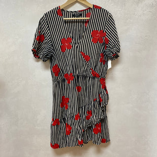Primary Photo - BRAND: MADEWELL STYLE: DRESS SHORT SHORT SLEEVE COLOR: STRIPED SIZE: L SKU: 194-194224-617