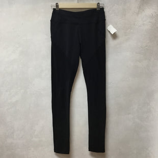 Primary Photo - BRAND: ANTHROPOLOGIE STYLE: ATHLETIC PANTS COLOR: BLACK SIZE: S SKU: 194-19414-39028