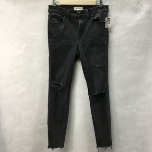 Primary Photo - BRAND: MADEWELL STYLE: PANTS COLOR: CHARCOAL SIZE: 6 SKU: 194-19414-38058