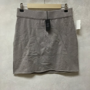 Primary Photo - BRAND:  PHILANTHROPY STYLE: SKIRT COLOR: GREY SIZE: M OTHER INFO: - NEW! SKU: 194-19414-39005