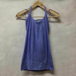Primary Photo - BRAND: LULULEMON STYLE: ATHLETIC TANK TOP COLOR: PURPLE SIZE: 2 SKU: 194-19414-38288
