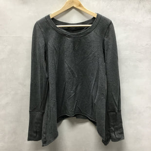 Primary Photo - BRAND: LULULEMON STYLE: ATHLETIC TOP COLOR: GREY SIZE: 4 SKU: 194-194229-4065