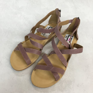 Primary Photo - BRAND: LUCKY BRAND STYLE: SANDALS FLAT COLOR: MAUVE SIZE: 7 SKU: 194-194183-23807