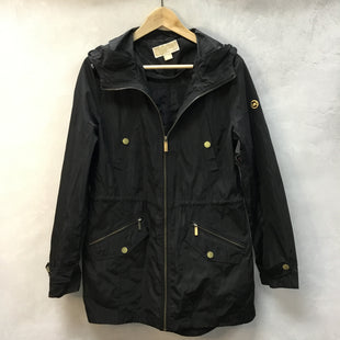 Primary Photo - BRAND: MICHAEL BY MICHAEL KORS STYLE: JACKET OUTDOOR COLOR: BLACK SIZE: M SKU: 194-194231-678