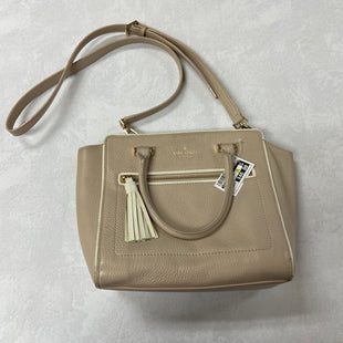 Primary Photo - BRAND: KATE SPADE STYLE: HANDBAG DESIGNER COLOR: NUDE SIZE: MEDIUM OTHER INFO: AS IS SKU: 194-194209-8038