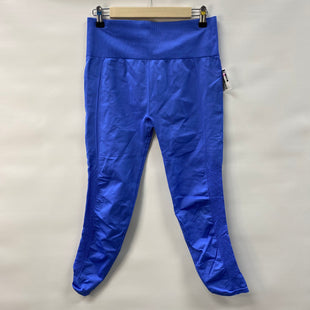 Primary Photo - BRAND: FABLETICS STYLE: ATHLETIC CAPRIS COLOR: BLUE SIZE: L SKU: 194-194194-9409