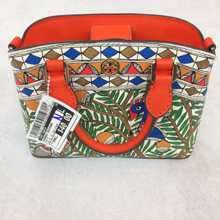 Primary Photo - BRAND: TORY BURCH STYLE: HANDBAG DESIGNER COLOR: MULTI SIZE: SMALL OTHER INFO: AS IS- NO LONG STRAP SKU: 194-194197-14018FITS AN IPHONE XR *NOT INCLUDED