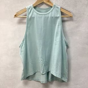 Primary Photo - BRAND: VICTORIAS SECRET STYLE: ATHLETIC TANK TOP COLOR: BABY BLUE SIZE: S SKU: 194-194231-1912