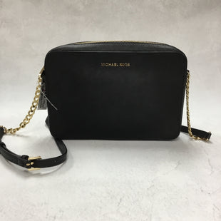 Primary Photo - BRAND: MICHAEL KORS STYLE: HANDBAG DESIGNER COLOR: BLACK SIZE: SMALL OTHER INFO: 9.5 X 2 X 6 INCHESSKU: 194-194194-9002