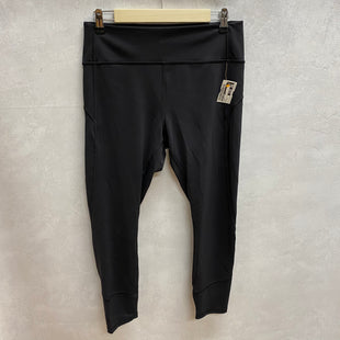 Primary Photo - BRAND: LULULEMON STYLE: ATHLETIC CAPRIS COLOR: BLACK SIZE: 12 SKU: 194-194229-1997