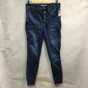 Primary Photo - BRAND: MADEWELL STYLE: JEANS COLOR: DENIM SIZE: 4 SKU: 194-194220-4385