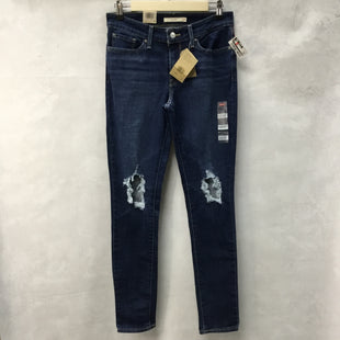 Primary Photo - BRAND: LEVIS STYLE: JEANS COLOR: DENIM SIZE: 6 OTHER INFO: NEW! SKU: 194-194167-31449