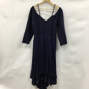 Primary Photo - BRAND: MAEVE STYLE: DRESS LONG LONG SLEEVE COLOR: NAVY SIZE: XL OTHER INFO: NEW! SKU: 194-19414-39613